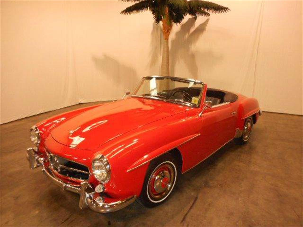Large Picture of Classic 1961 SL-Class - $165,000.00 - C8A0