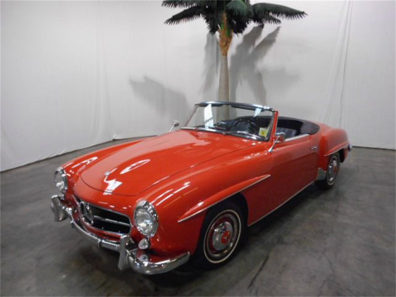 Large Picture of 1961 SL-Class - C8A0