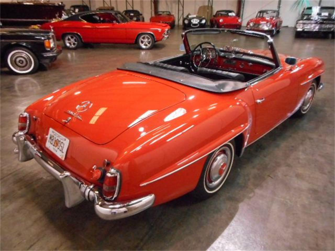 Large Picture of '61 SL-Class - C8A0