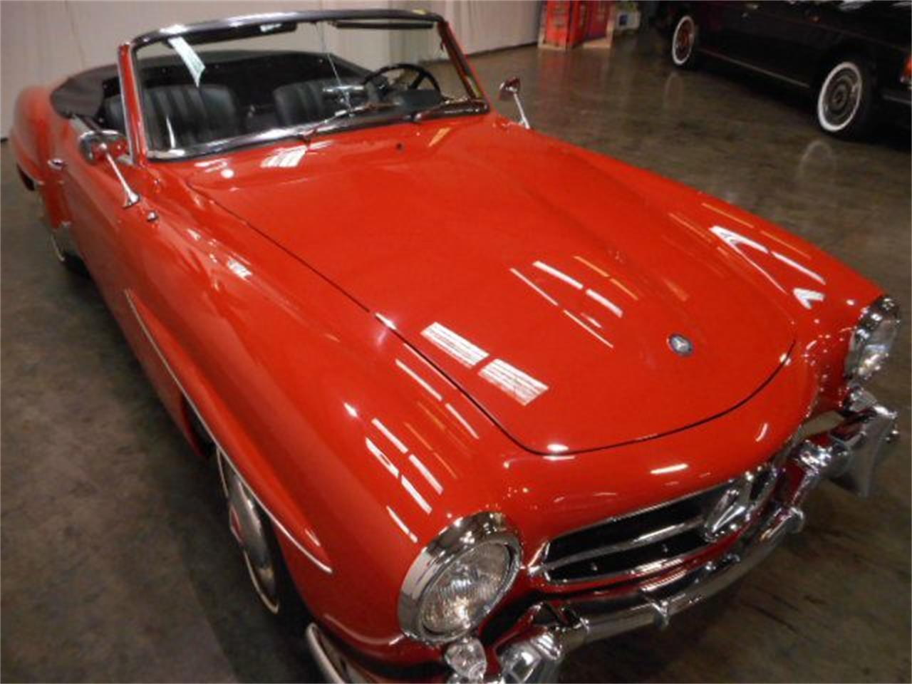 Large Picture of '61 Mercedes-Benz SL-Class located in Georgia - $165,000.00 Offered by Classic AutoSmith - C8A0