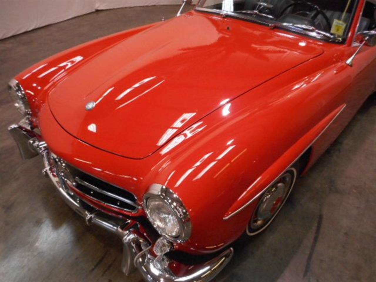 Large Picture of '61 Mercedes-Benz SL-Class - C8A0