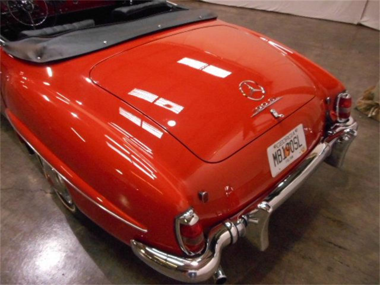 Large Picture of 1961 SL-Class located in Marietta Georgia - $165,000.00 Offered by Classic AutoSmith - C8A0