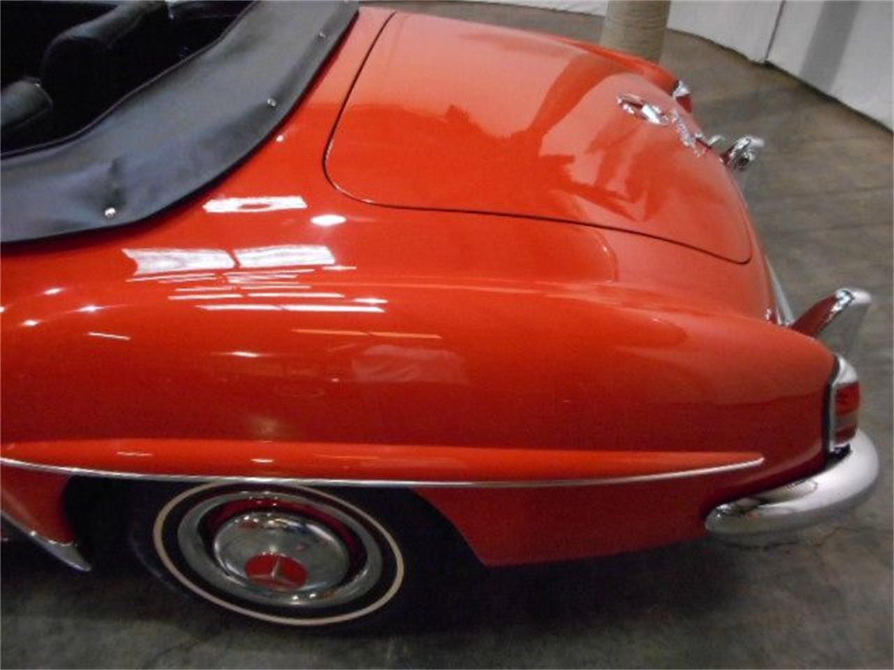 Large Picture of Classic '61 Mercedes-Benz SL-Class - $165,000.00 Offered by Classic AutoSmith - C8A0