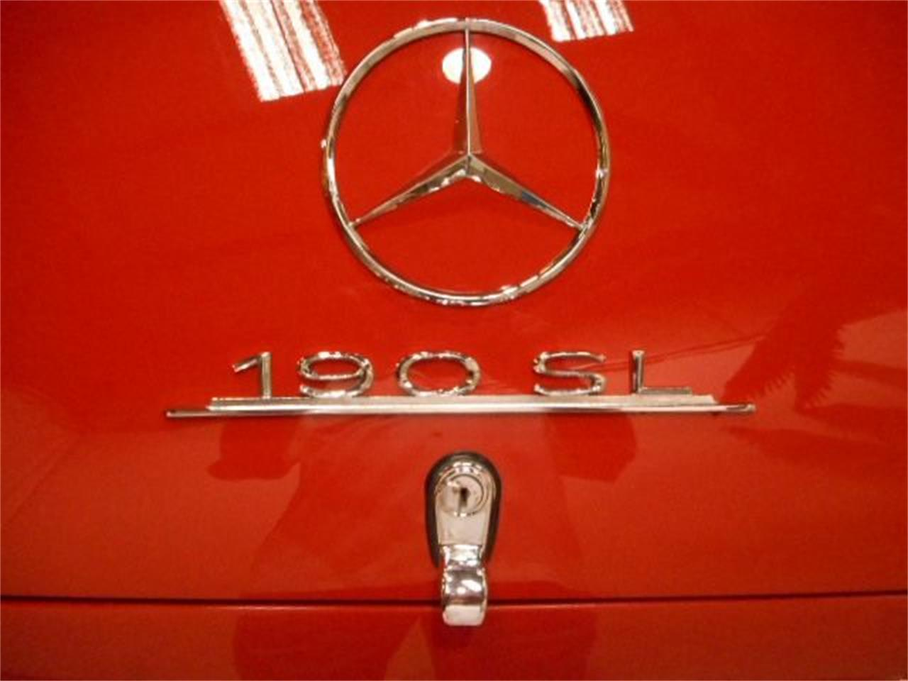 Large Picture of Classic '61 SL-Class located in Georgia - $165,000.00 Offered by Classic AutoSmith - C8A0