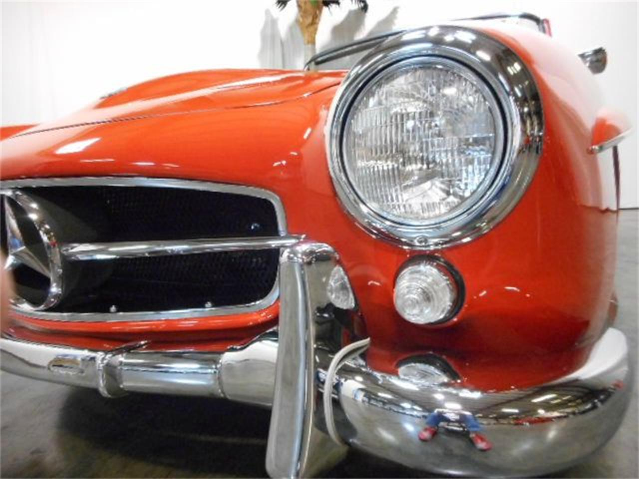 Large Picture of '61 Mercedes-Benz SL-Class - $165,000.00 Offered by Classic AutoSmith - C8A0
