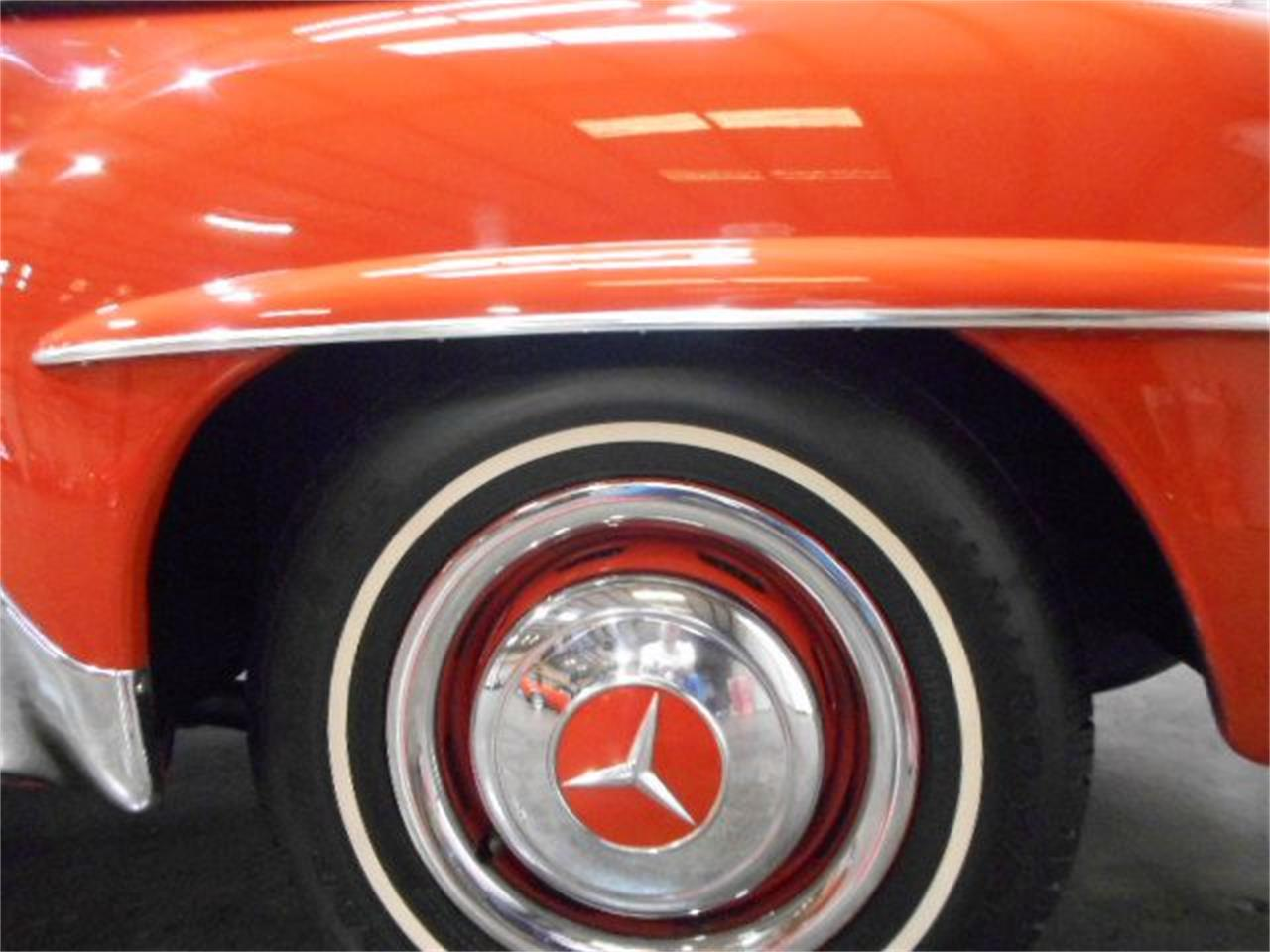 Large Picture of Classic '61 Mercedes-Benz SL-Class located in Marietta Georgia - $165,000.00 Offered by Classic AutoSmith - C8A0