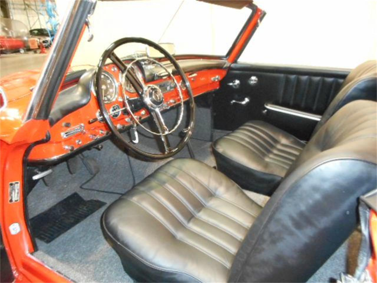 Large Picture of 1961 Mercedes-Benz SL-Class located in Marietta Georgia Offered by Classic AutoSmith - C8A0