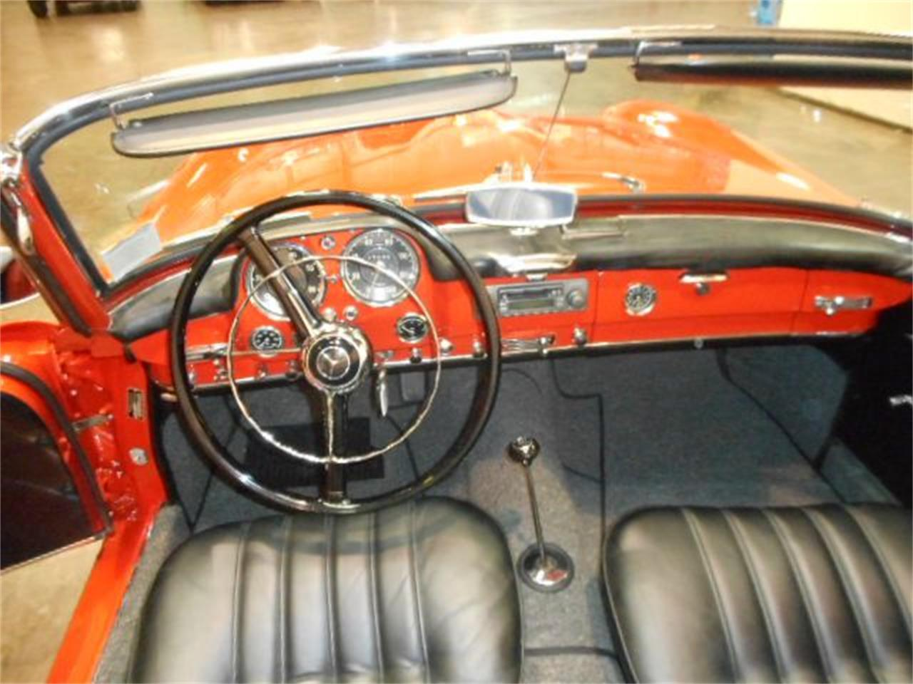 Large Picture of Classic '61 Mercedes-Benz SL-Class located in Georgia Offered by Classic AutoSmith - C8A0