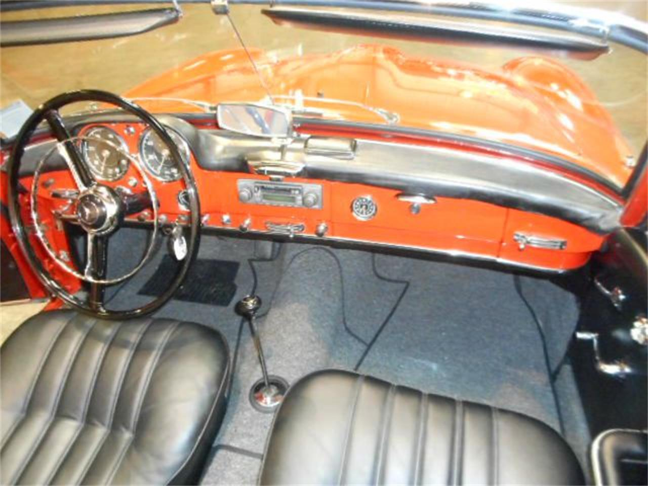 Large Picture of Classic '61 Mercedes-Benz SL-Class located in Georgia - $165,000.00 Offered by Classic AutoSmith - C8A0
