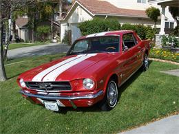 Picture of 1965 Ford Mustang located in TEMECULA California - $13,000.00 - CCRD