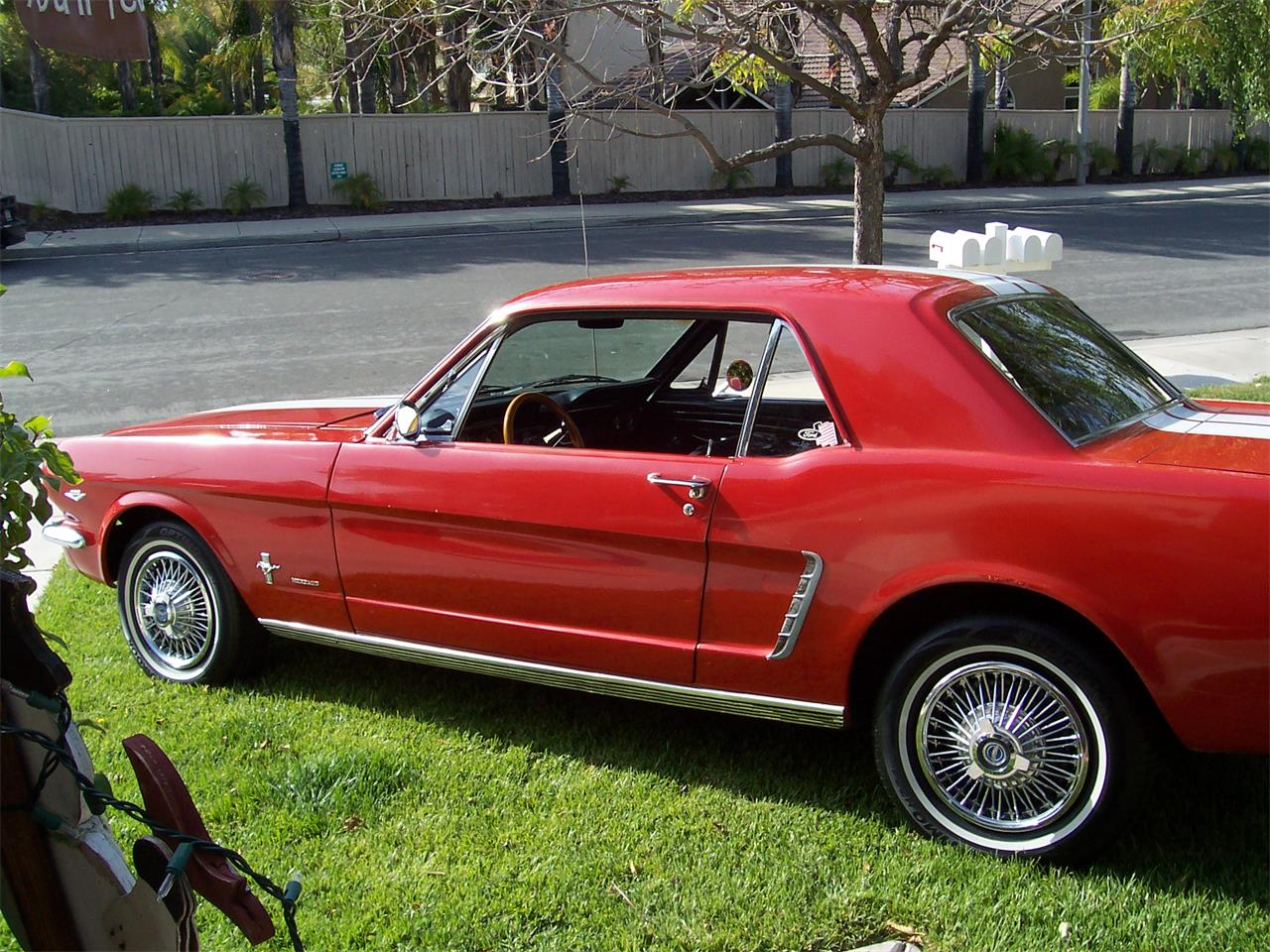 Large Picture of Classic 1965 Ford Mustang located in TEMECULA California - CCRD