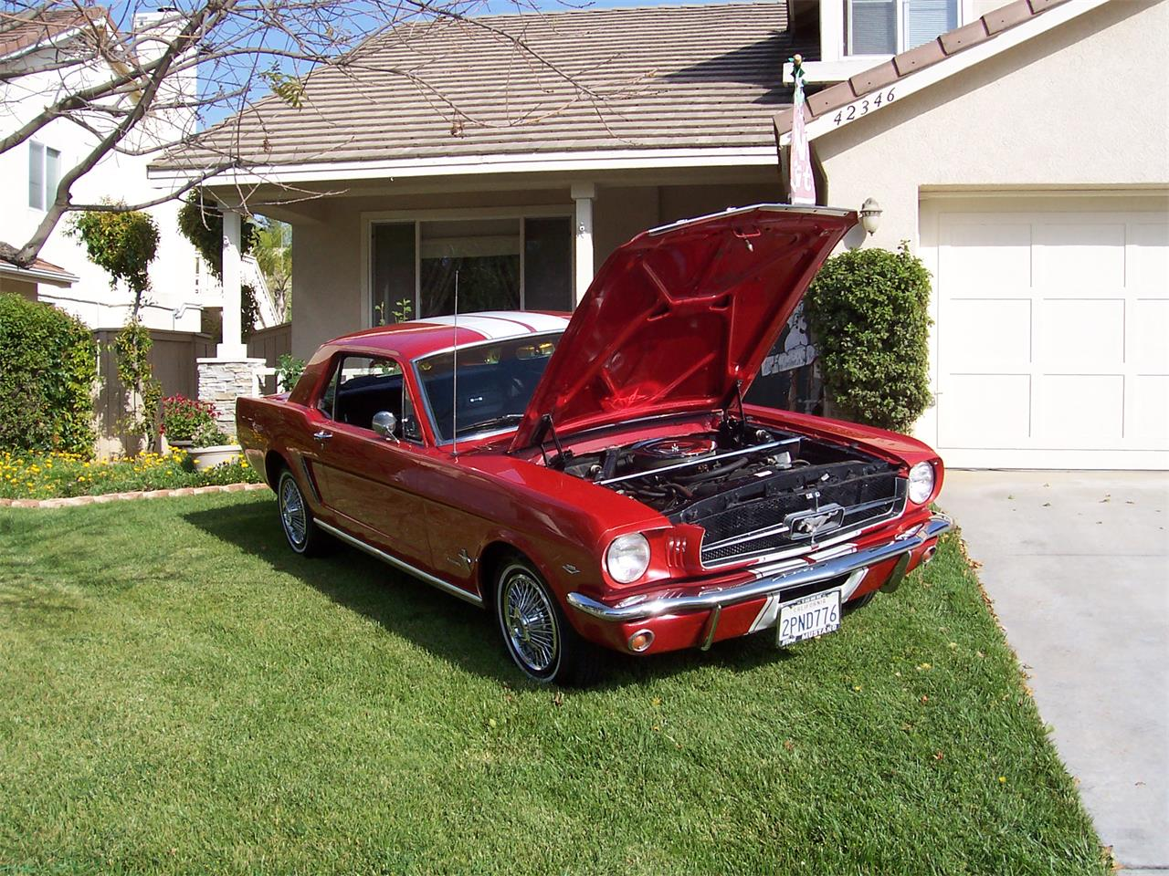 Large Picture of 1965 Mustang located in TEMECULA California - CCRD