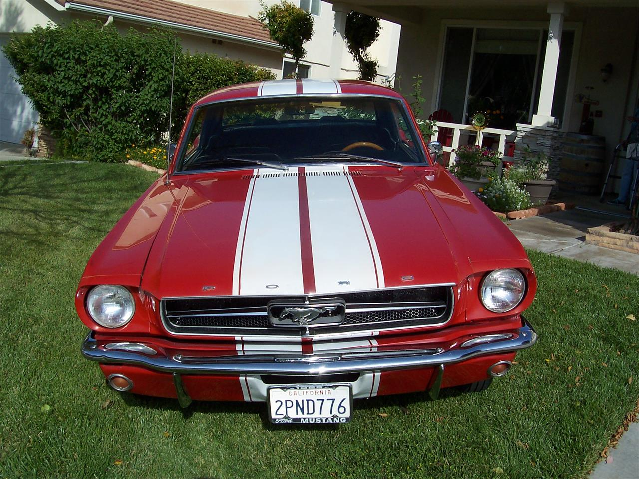 Large Picture of Classic 1965 Mustang - CCRD