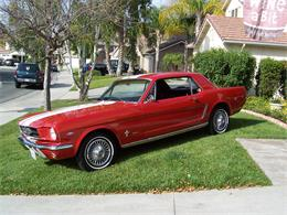 Picture of Classic '65 Ford Mustang located in California Offered by a Private Seller - CCRD