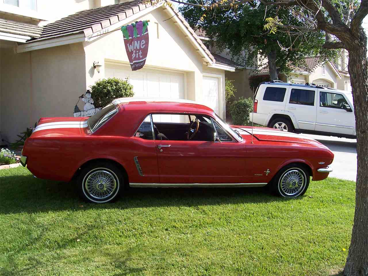 Large Picture of '65 Mustang - CCRD