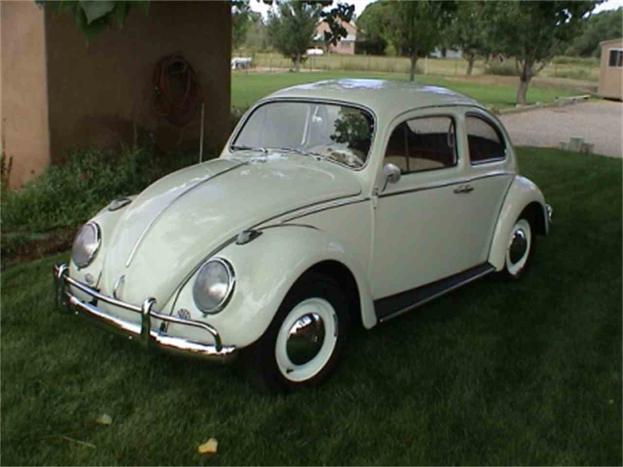 1963 Volkswagen Beetle for Sale | ClicCars.com | CC-577252