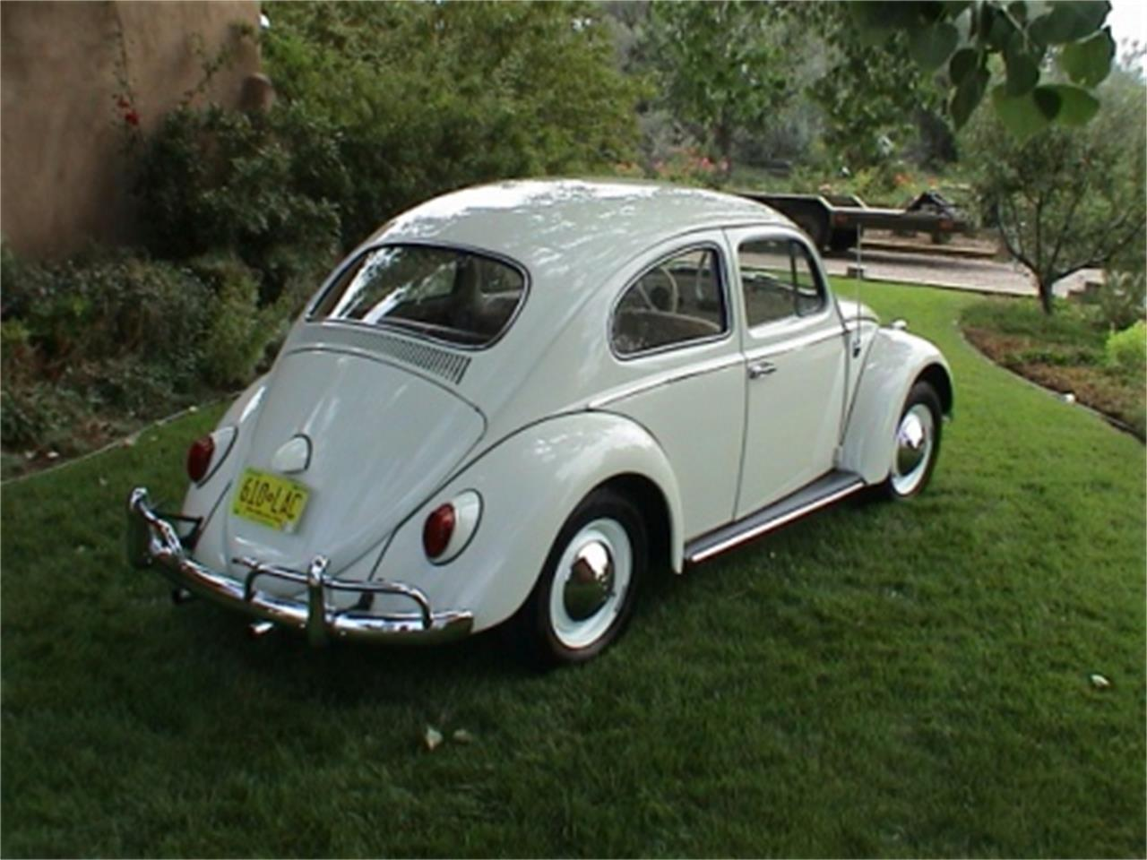 Large Picture of Classic '63 Beetle located in Los Lunas New Mexico - CDES