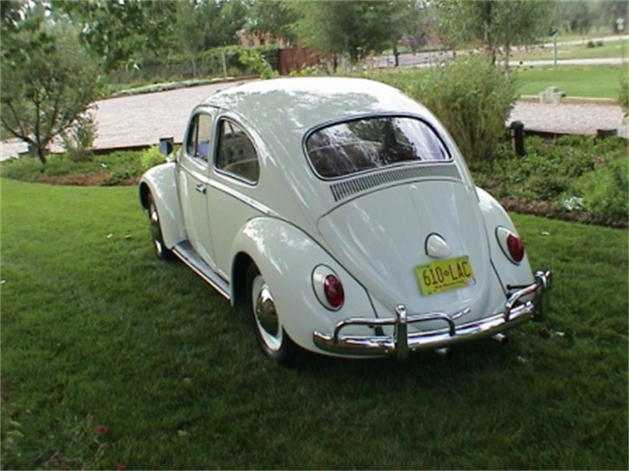 Large Picture of Classic 1963 Volkswagen Beetle Offered by a Private Seller - CDES