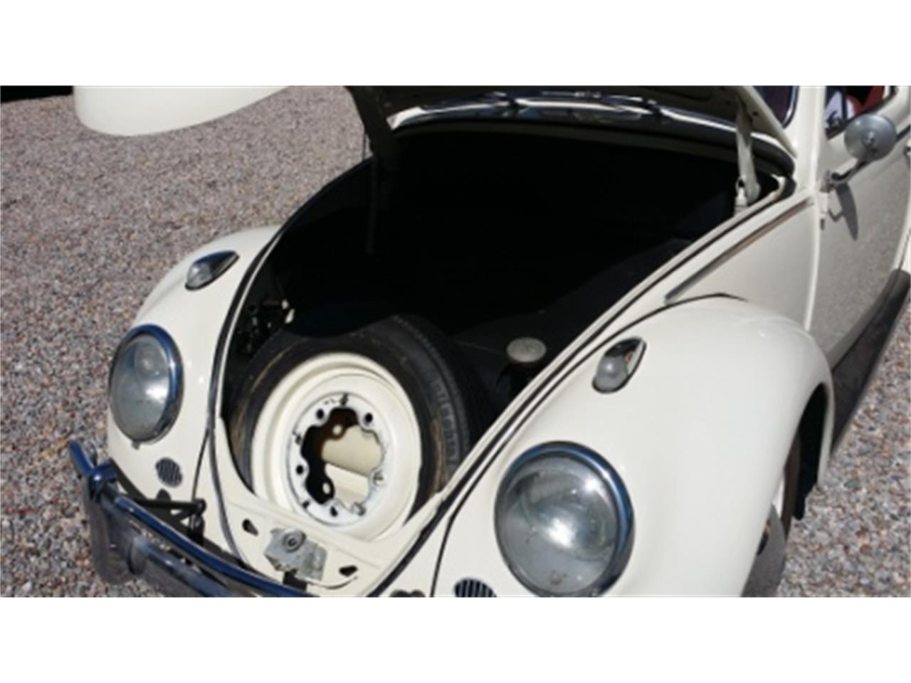 Large Picture of Classic '63 Volkswagen Beetle Offered by a Private Seller - CDES