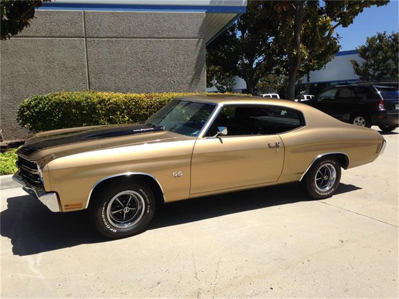 Large Picture of '70 Chevrolet Chevelle SS - $79,850.00 - CDP2