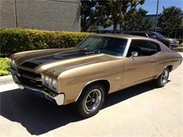 Picture of Classic 1970 Chevelle SS - CDP2