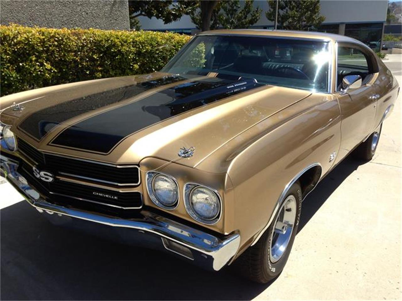 Large Picture of Classic '70 Chevelle SS located in Spring Valley California - $79,850.00 Offered by Affordable VIP Classics - CDP2