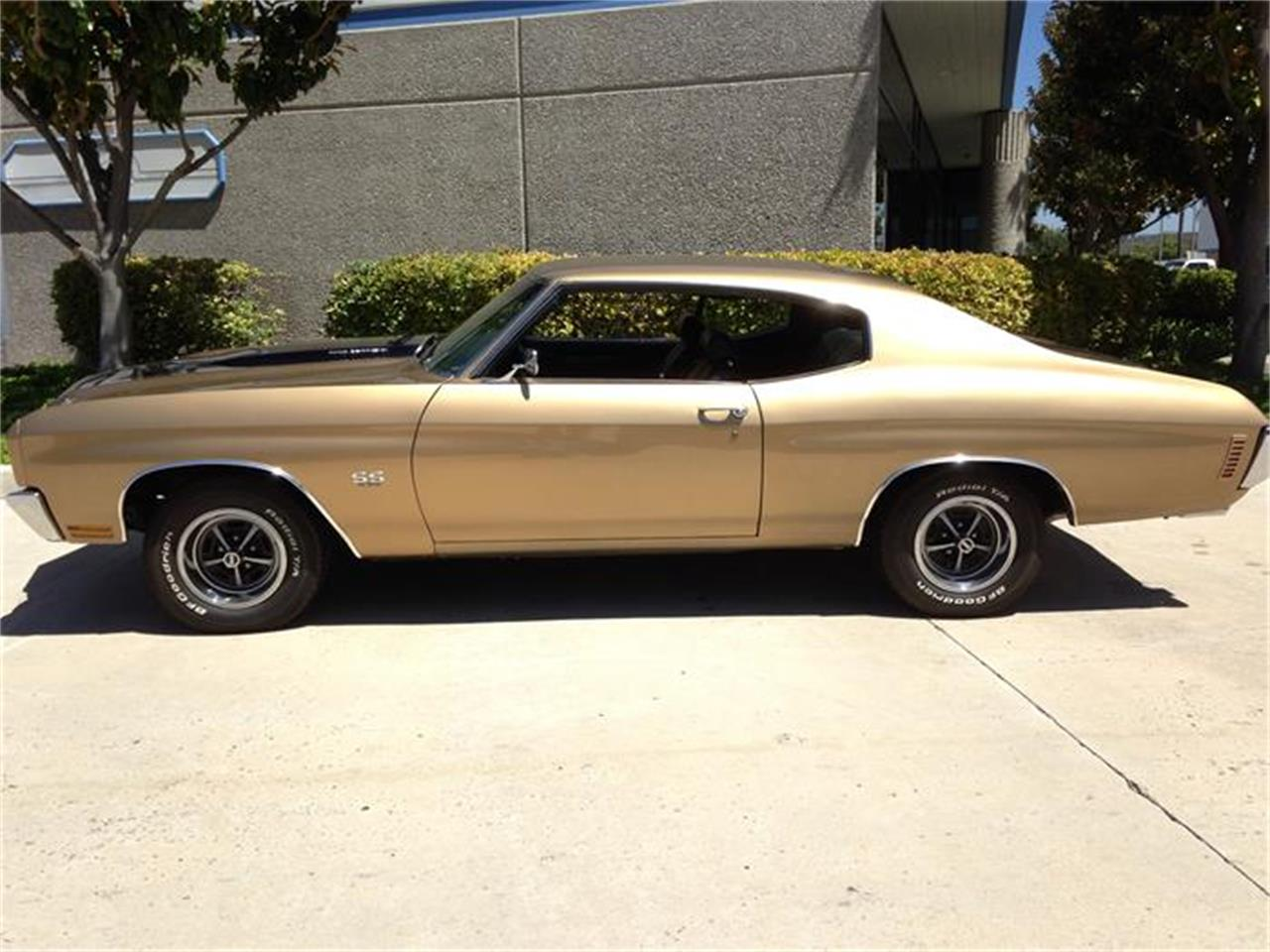 Large Picture of 1970 Chevrolet Chevelle SS located in Spring Valley California - CDP2