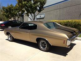 Picture of Classic 1970 Chevrolet Chevelle SS located in California - CDP2