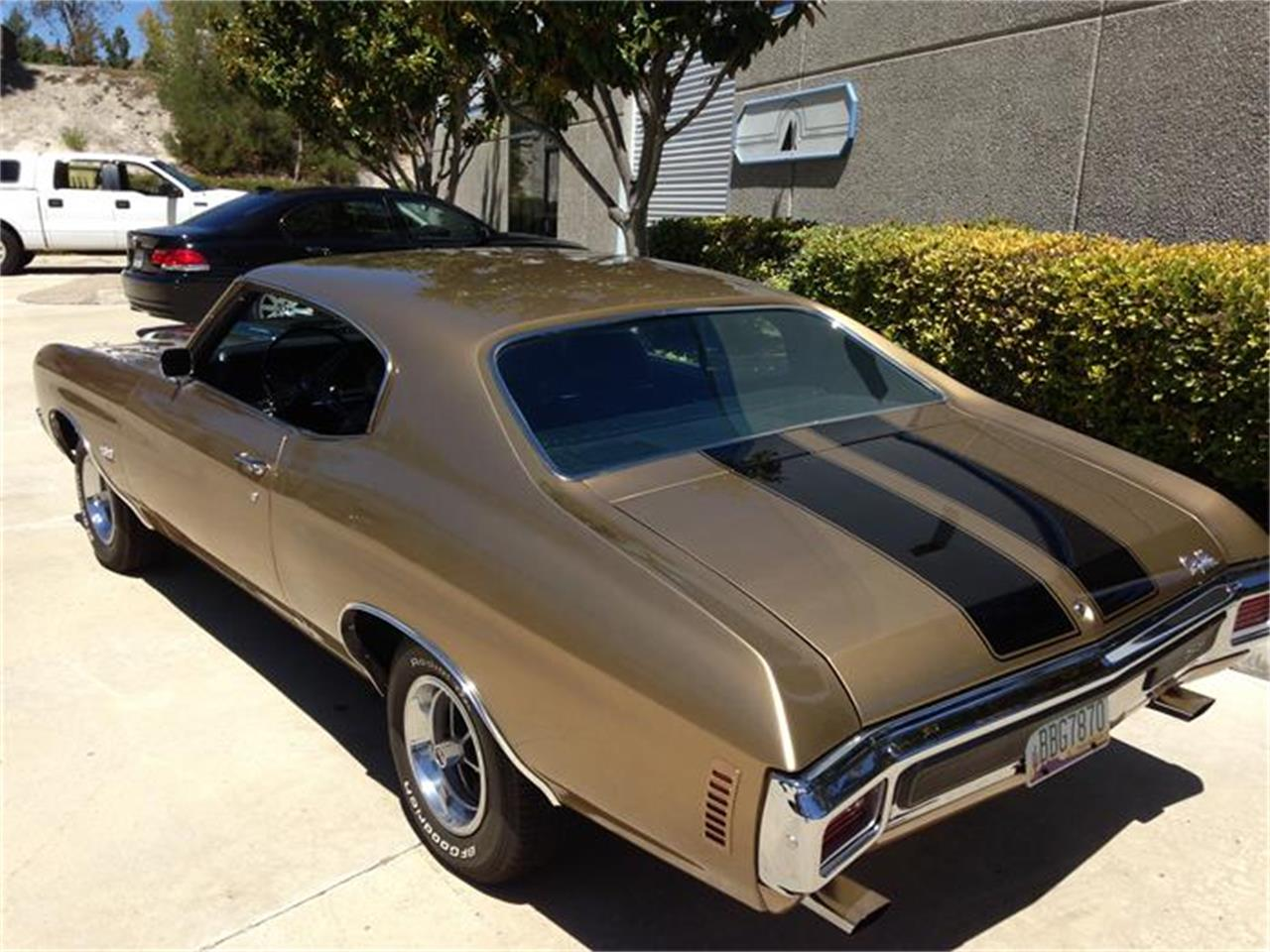 Large Picture of '70 Chevrolet Chevelle SS Offered by Affordable VIP Classics - CDP2