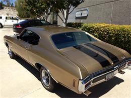 Picture of Classic 1970 Chevelle SS located in California - $79,850.00 Offered by Affordable VIP Classics - CDP2
