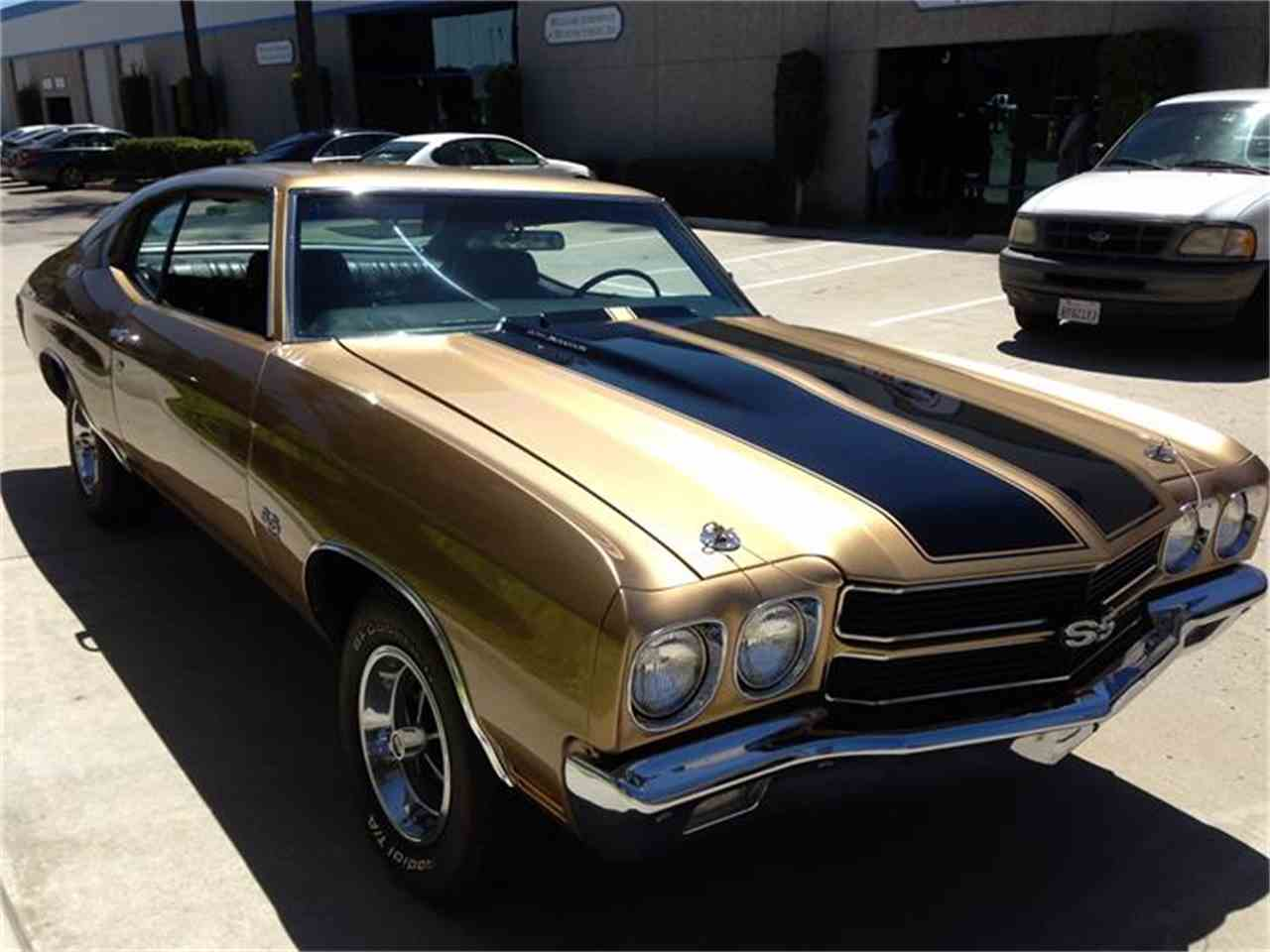 Large Picture of '70 Chevelle SS - CDP2