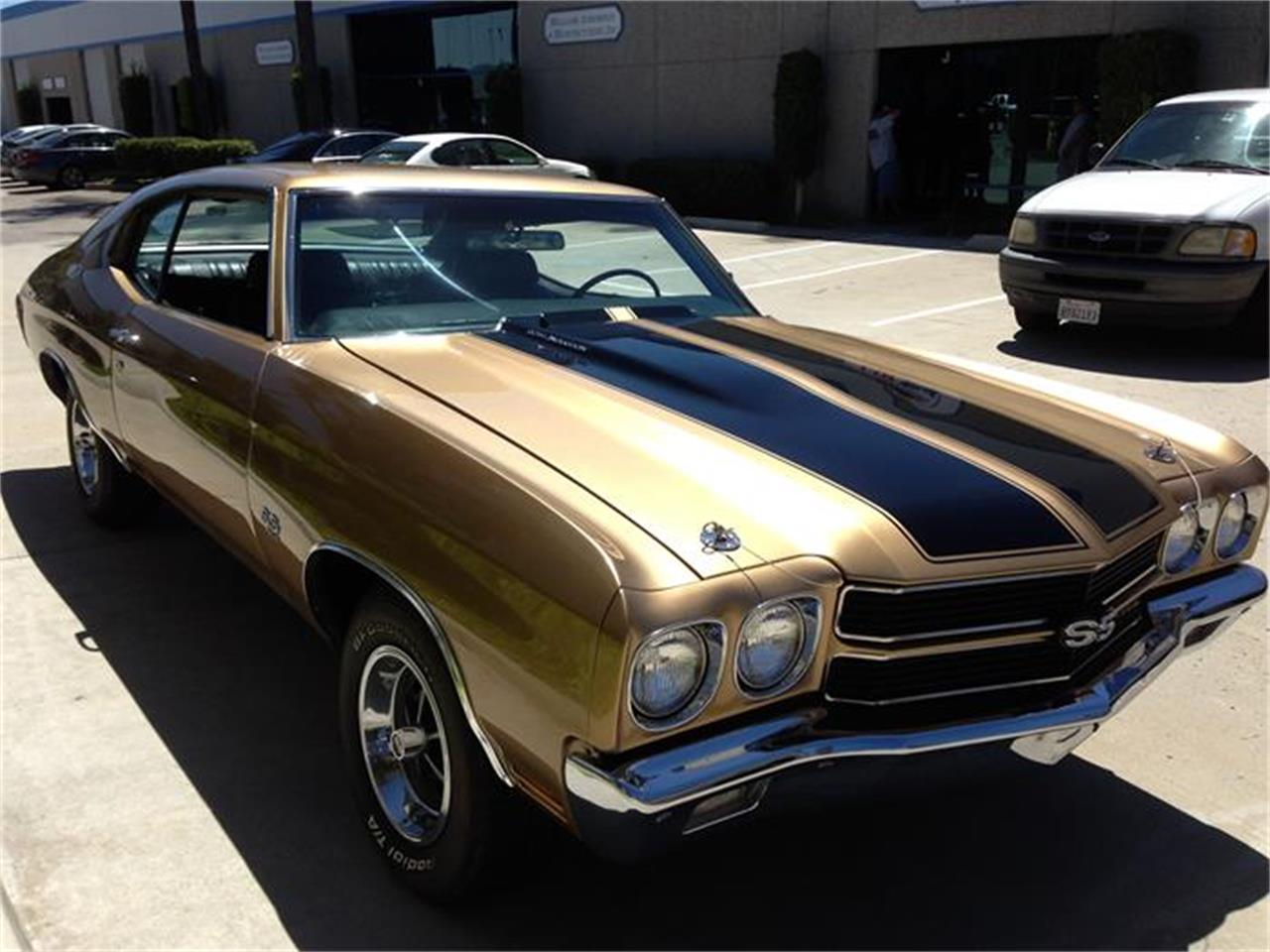 Large Picture of 1970 Chevelle SS located in Spring Valley California - CDP2