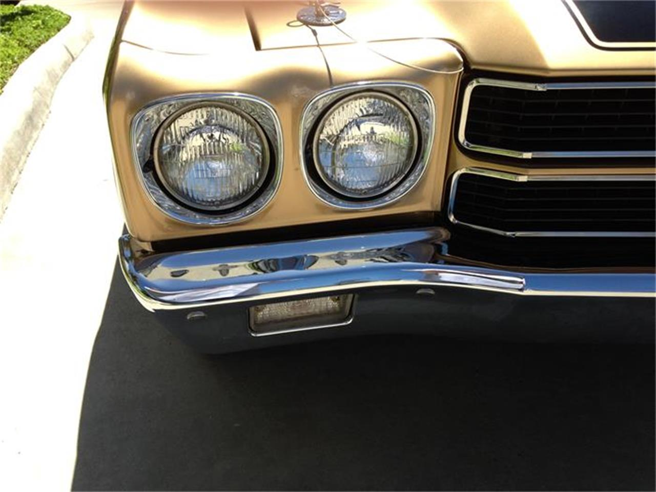 Large Picture of Classic 1970 Chevrolet Chevelle SS - $79,850.00 - CDP2