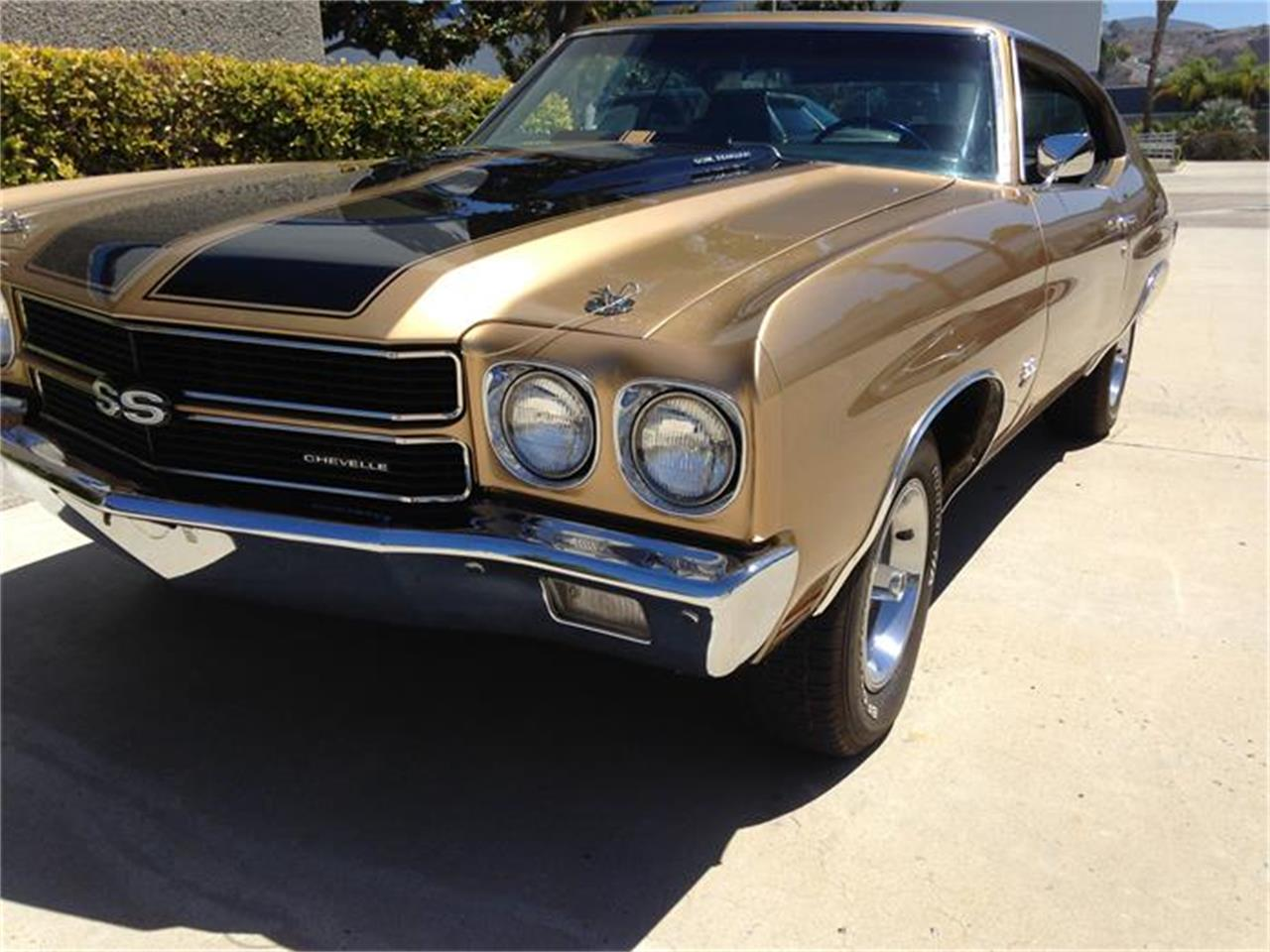 Large Picture of Classic '70 Chevelle SS located in California - CDP2