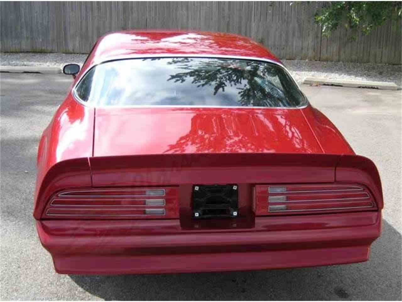 Large Picture of '76 TRANS AM FIREBIRD SPORT COUPE - CE0E