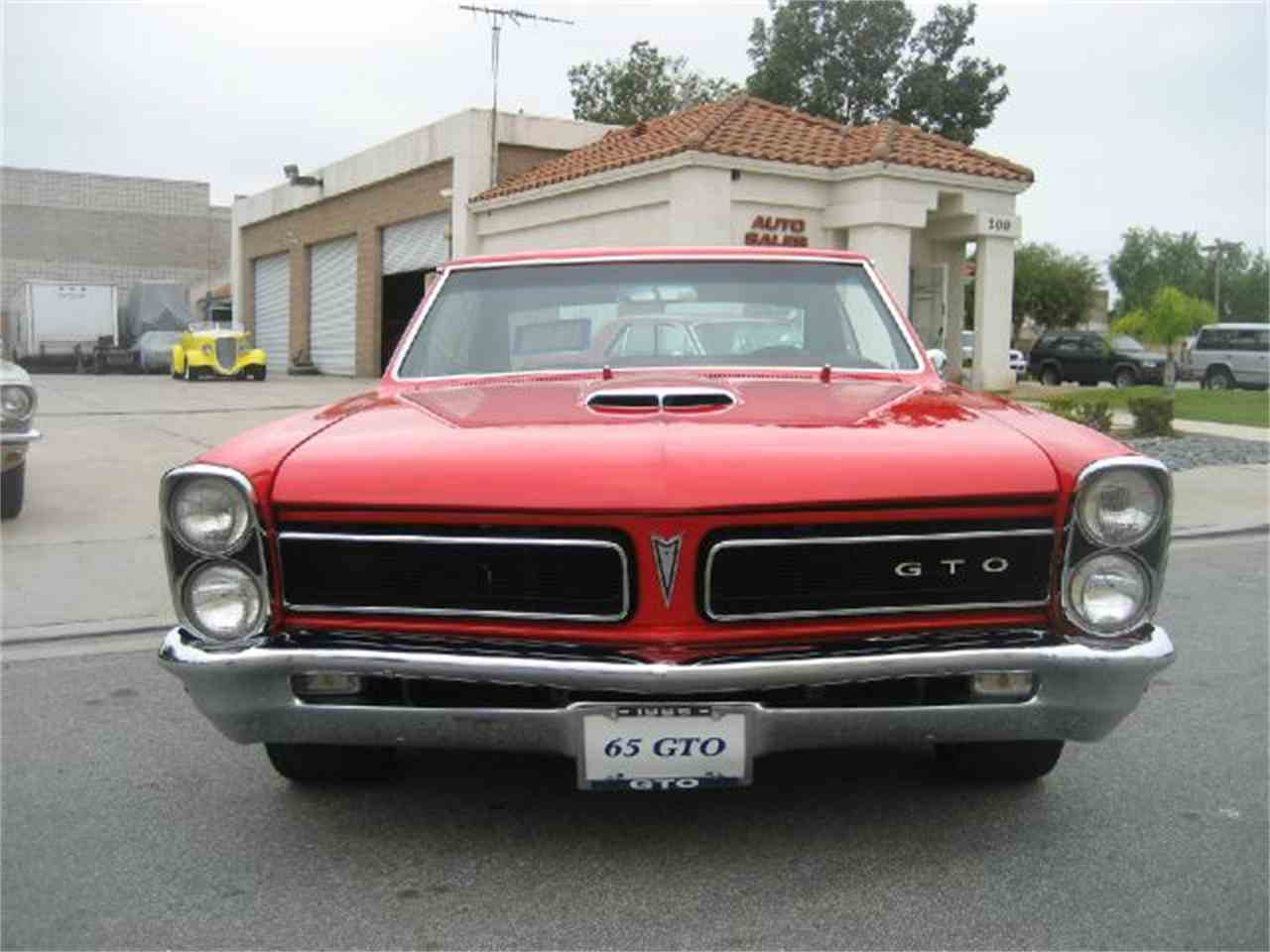 Large Picture of '65 GTO - CE1G