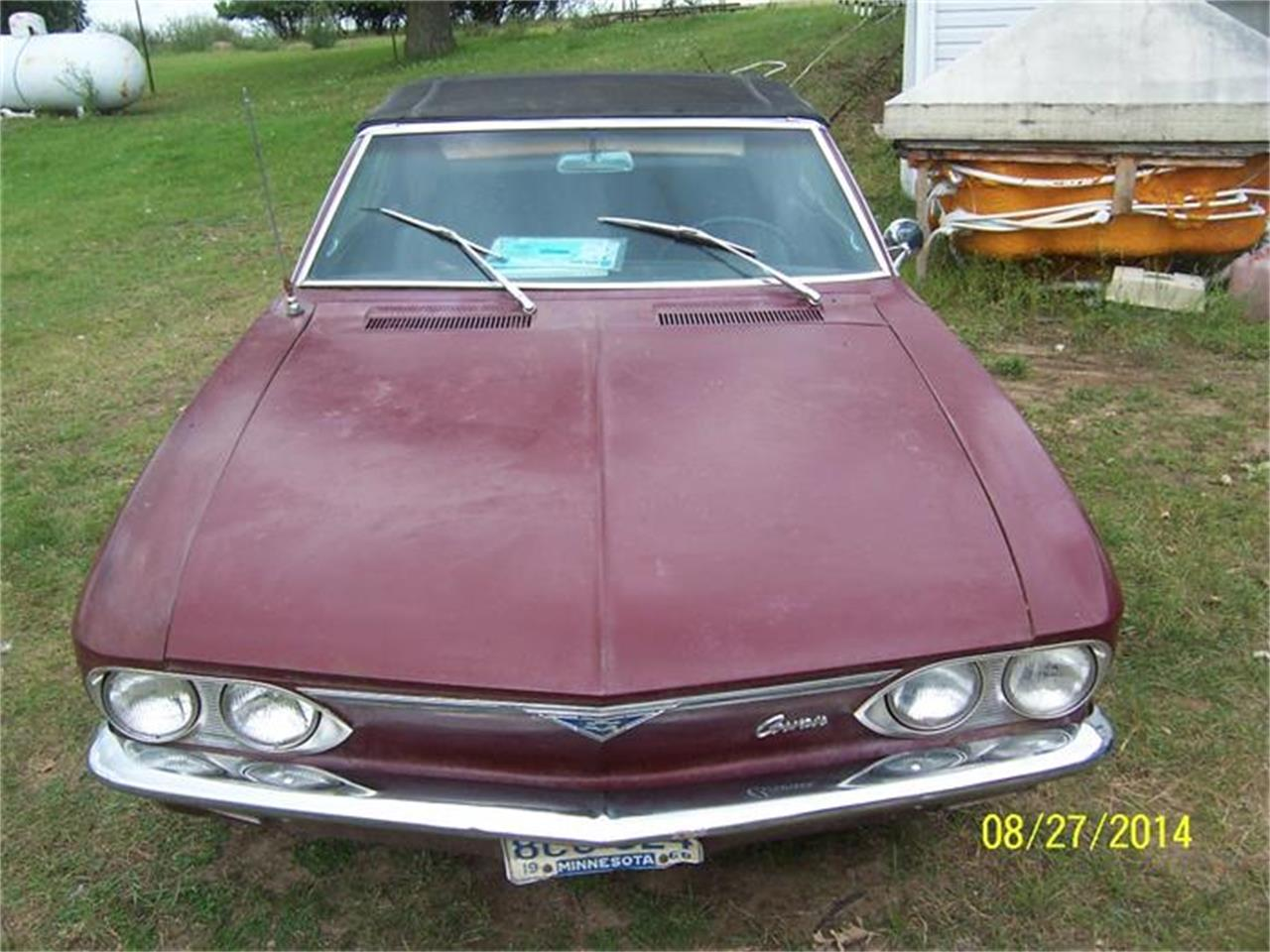 Large Picture of '66 Corvair Corsa - CEDS