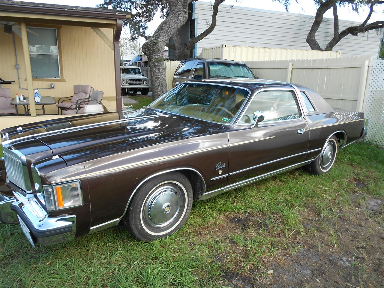 Large Picture of '79 Chrysler Cordoba - $9,500.00 Offered by a Private Seller - CEHN