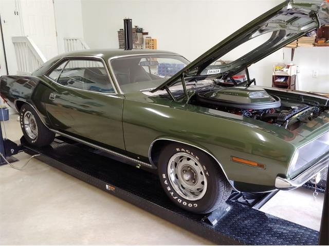 Picture of Classic 1970 Cuda located in Sherwood Park Alberta Offered by a Private Seller - CF5B