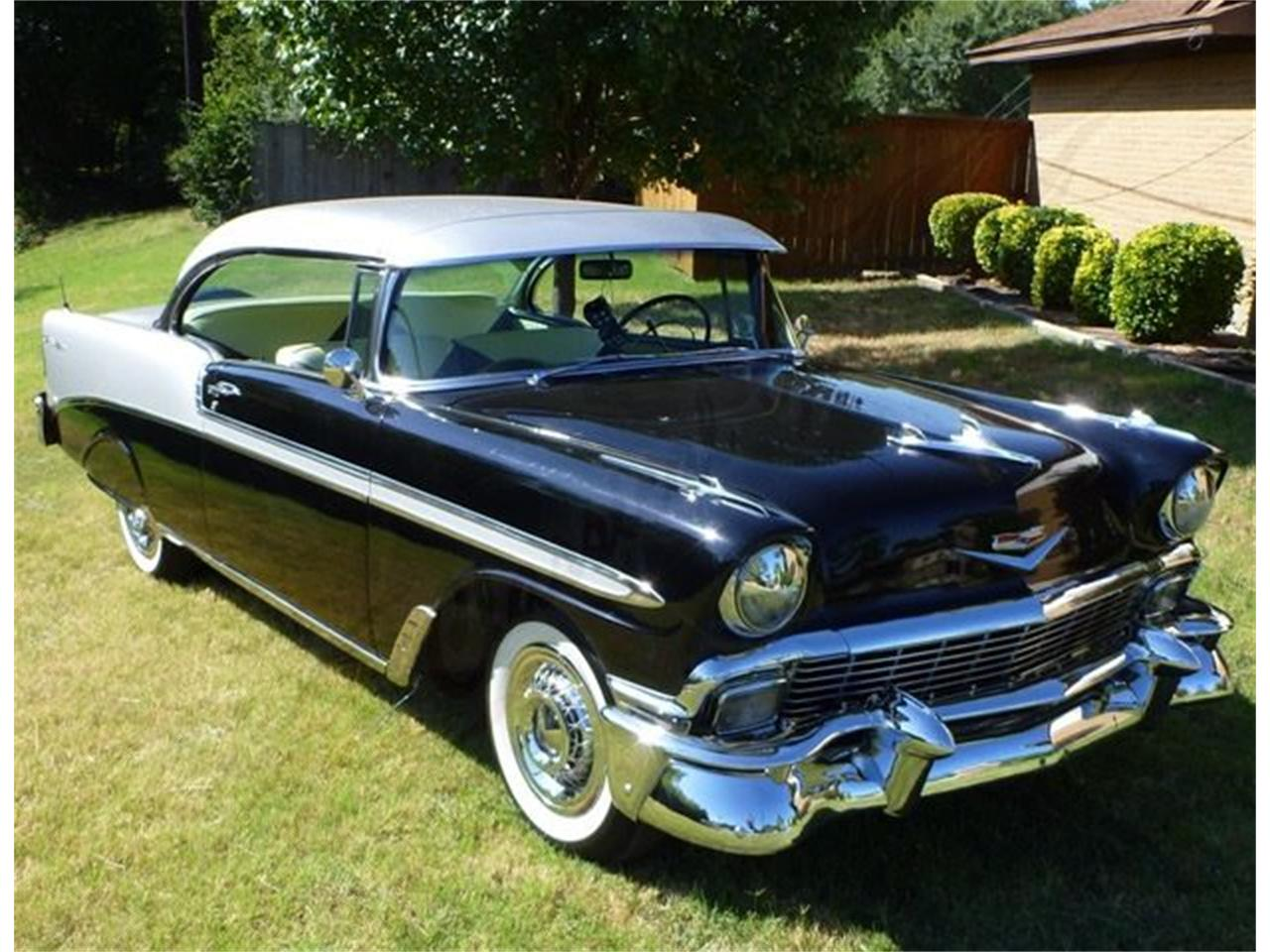 Large Picture of 1956 Chevrolet Bel Air - $46,000.00 - CH55