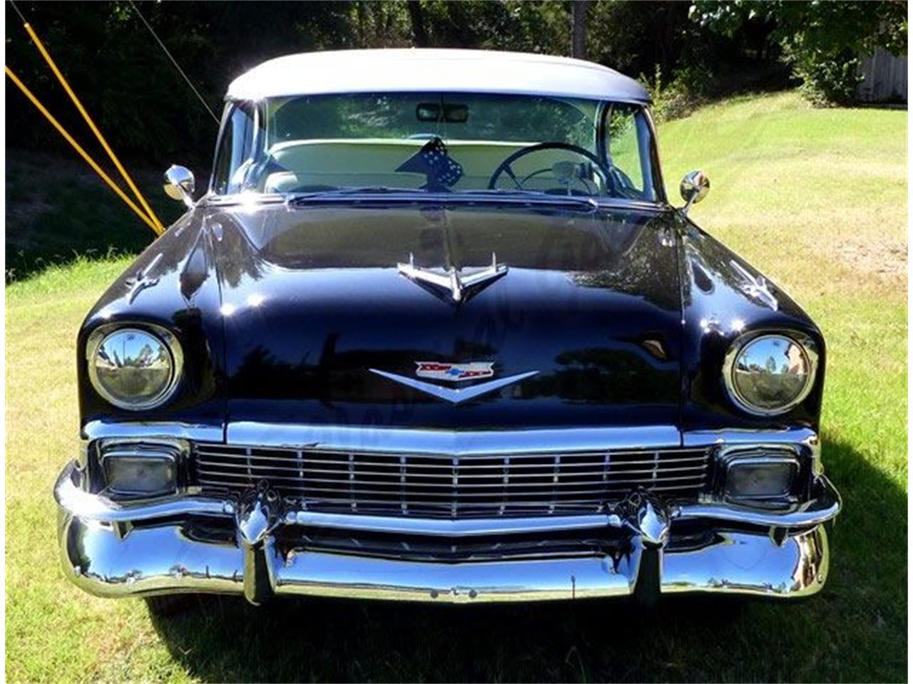 Large Picture of '56 Chevrolet Bel Air Offered by Classical Gas Enterprises - CH55