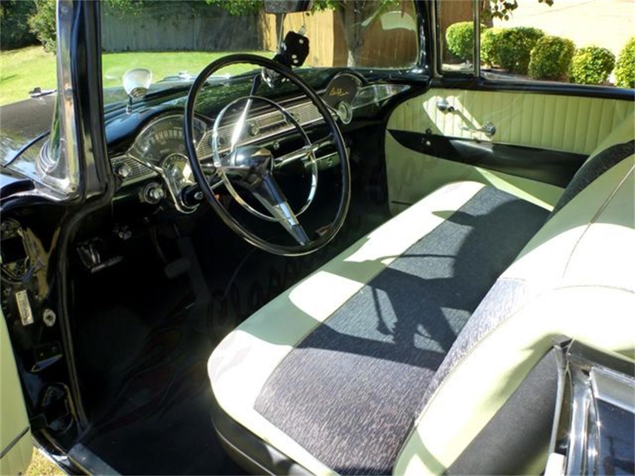 Large Picture of Classic 1956 Chevrolet Bel Air Offered by Classical Gas Enterprises - CH55