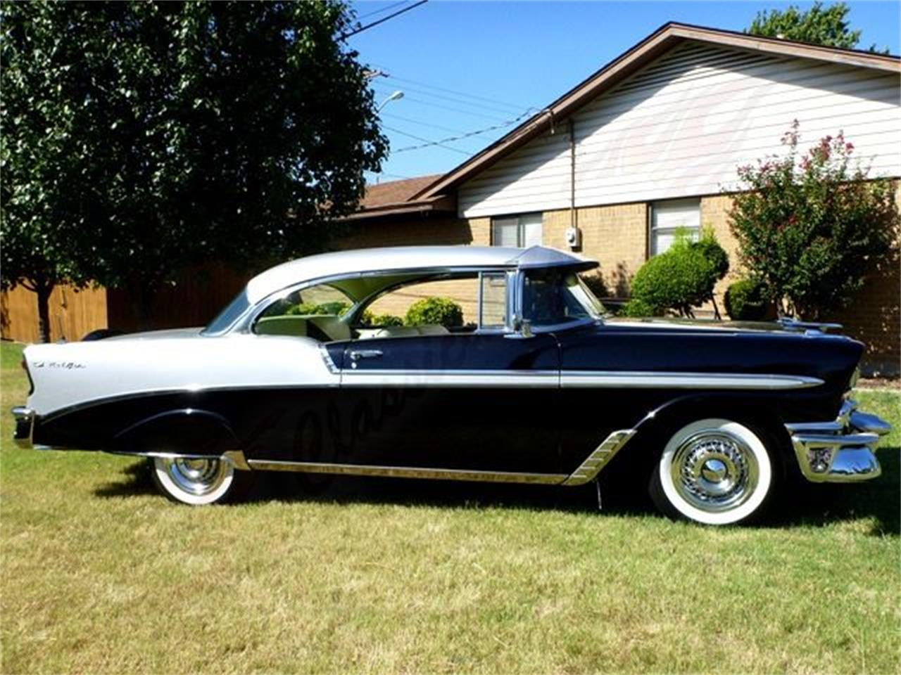 Large Picture of 1956 Chevrolet Bel Air located in Arlington Texas - $46,000.00 Offered by Classical Gas Enterprises - CH55