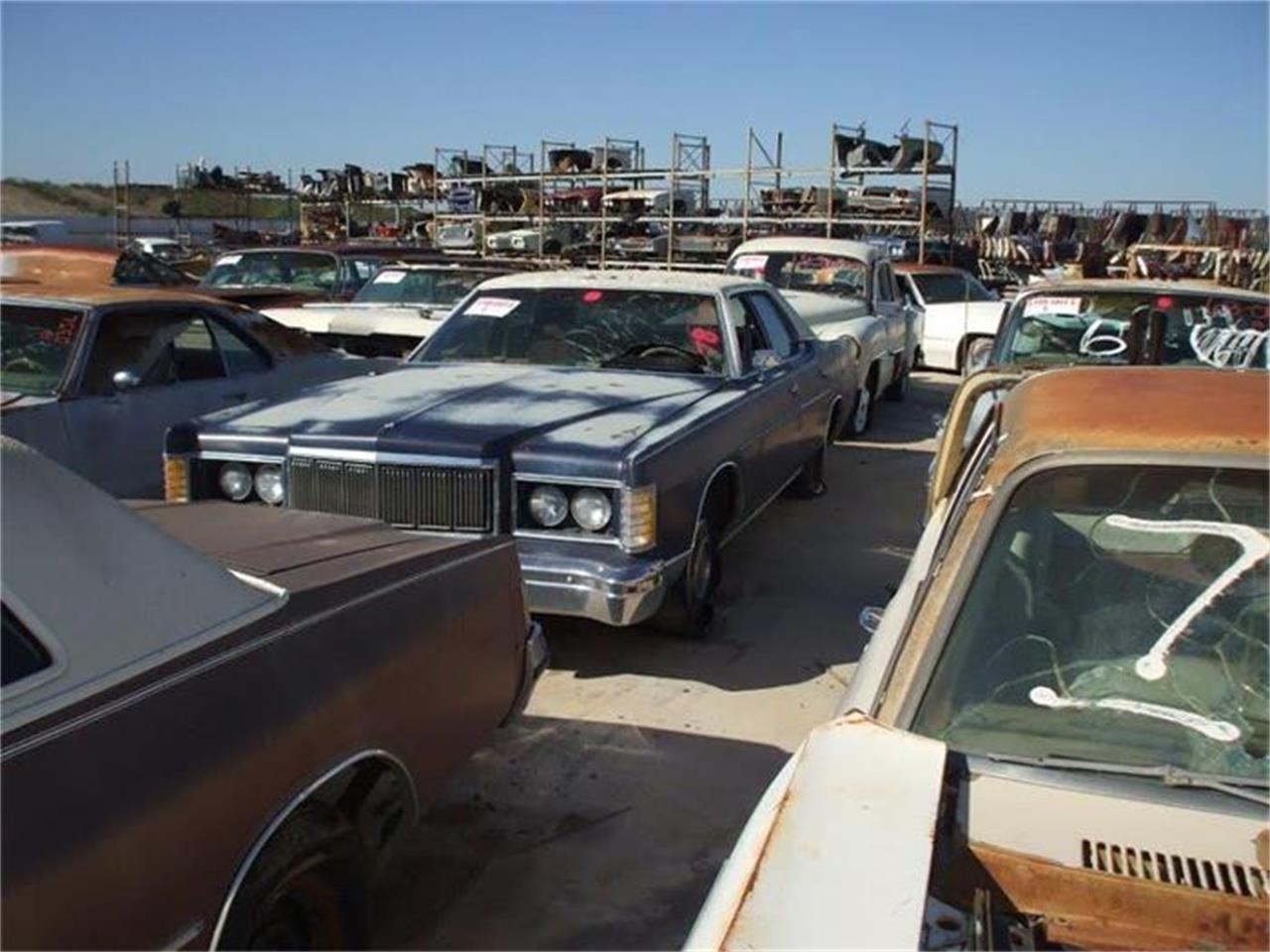 Large Picture of 1978 Mercury Monterey located in Arizona - $1,950.00 - CHHC