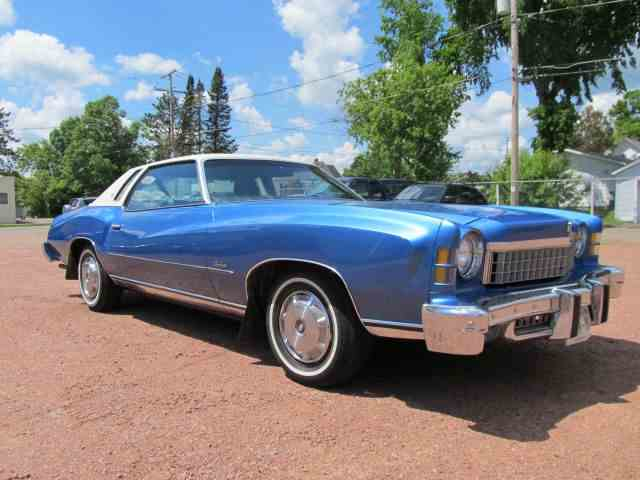 Picture of 1974 Chevrolet Monte Carlo located in California - $12,900.00 - CFT1