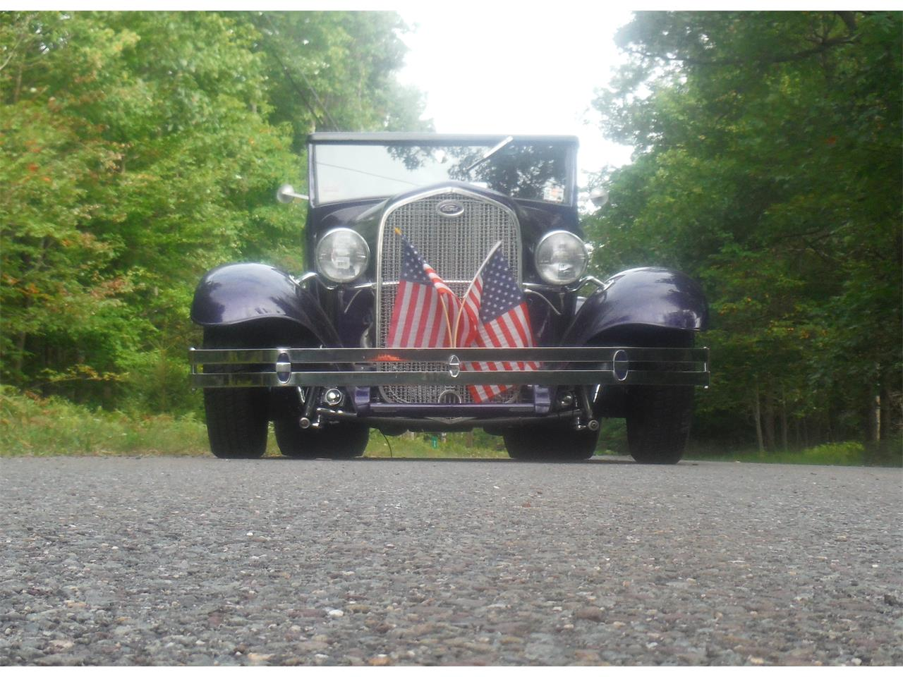 Large Picture of Classic '29 Ford Roadster located in Albrightsville Pennsylvania - CIWT