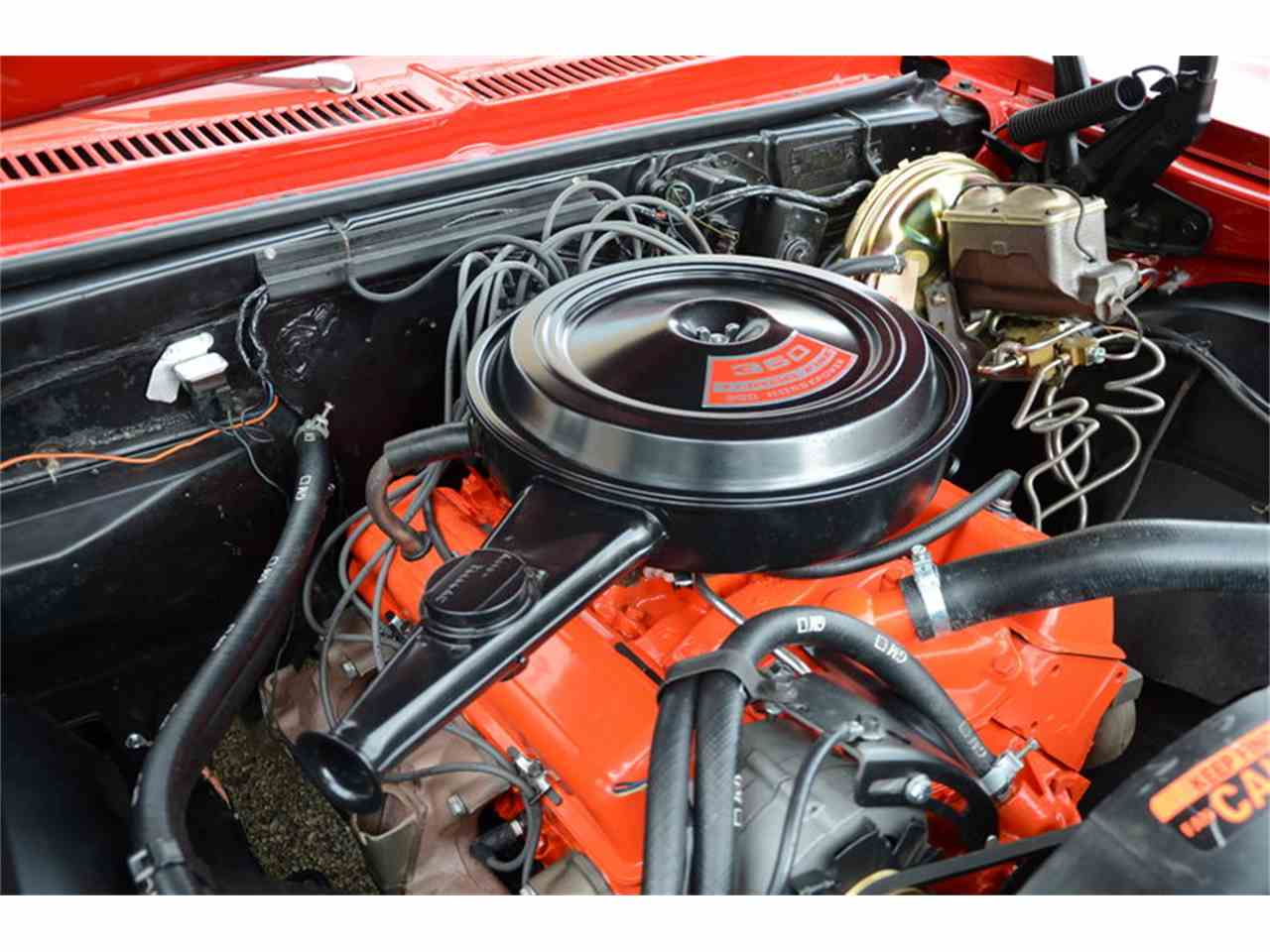 Large Picture of '70 Nova SS - CJH9