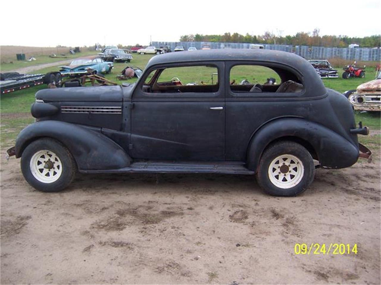 Large Picture of 1938 Chevrolet 2-Dr Sedan - CJVI