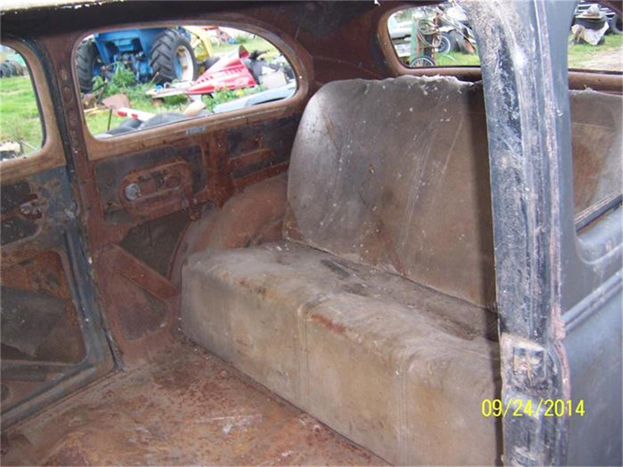 Large Picture of Classic 1938 Chevrolet 2-Dr Sedan located in Minnesota - $3,000.00 Offered by Dan's Old Cars - CJVI