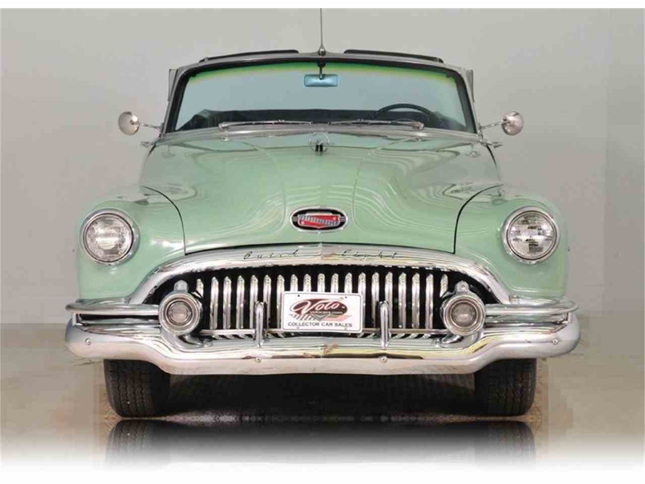 Large Picture of 1952 Buick Super Offered by Volo Auto Museum - CJYQ